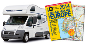 Motorhome and Campervan Europe Hire