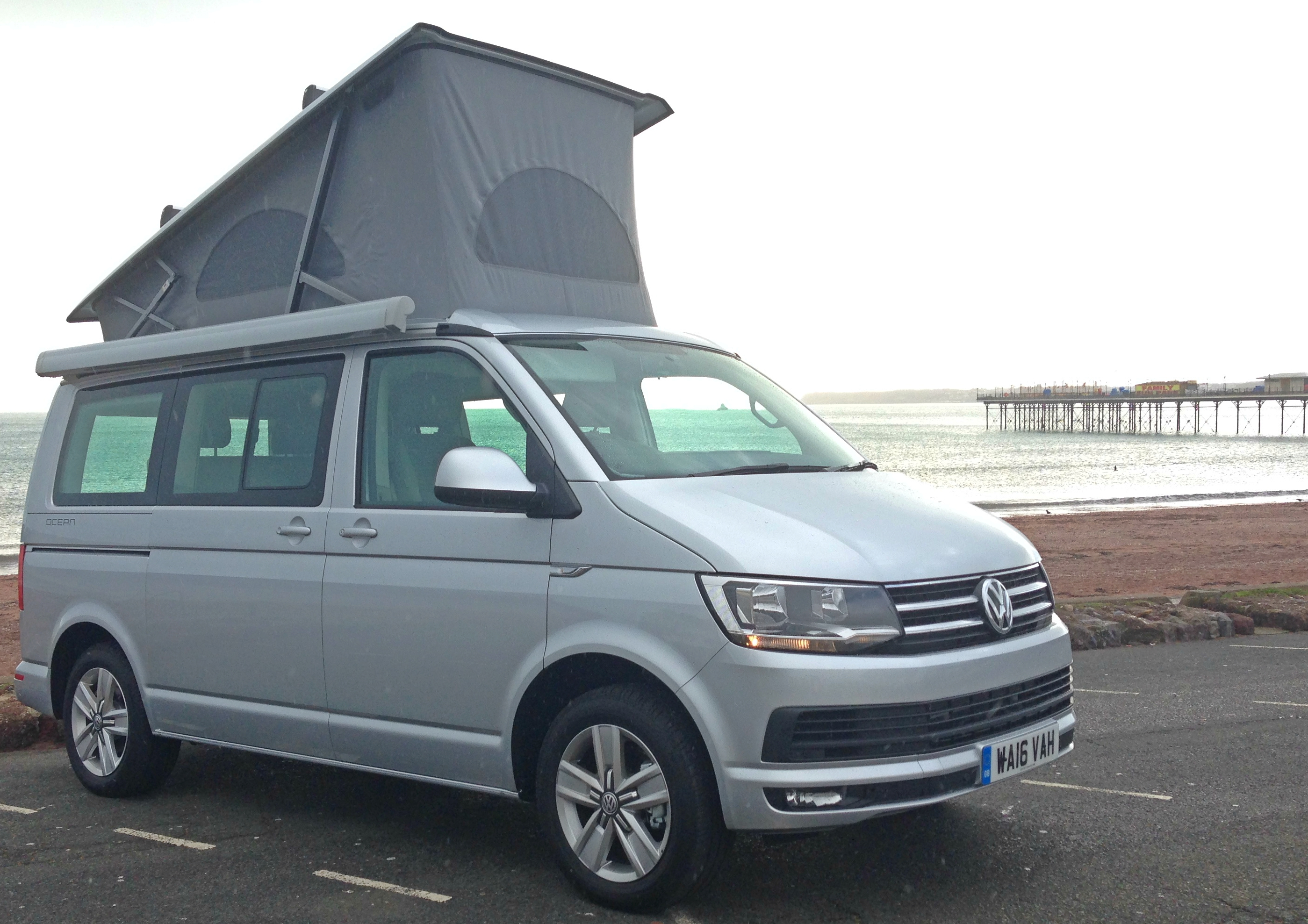 vw california campervan motorhome hire in devon. Black Bedroom Furniture Sets. Home Design Ideas