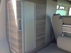 Storage in a VW California T6