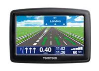 Tom Tom sat nav hire with motor home